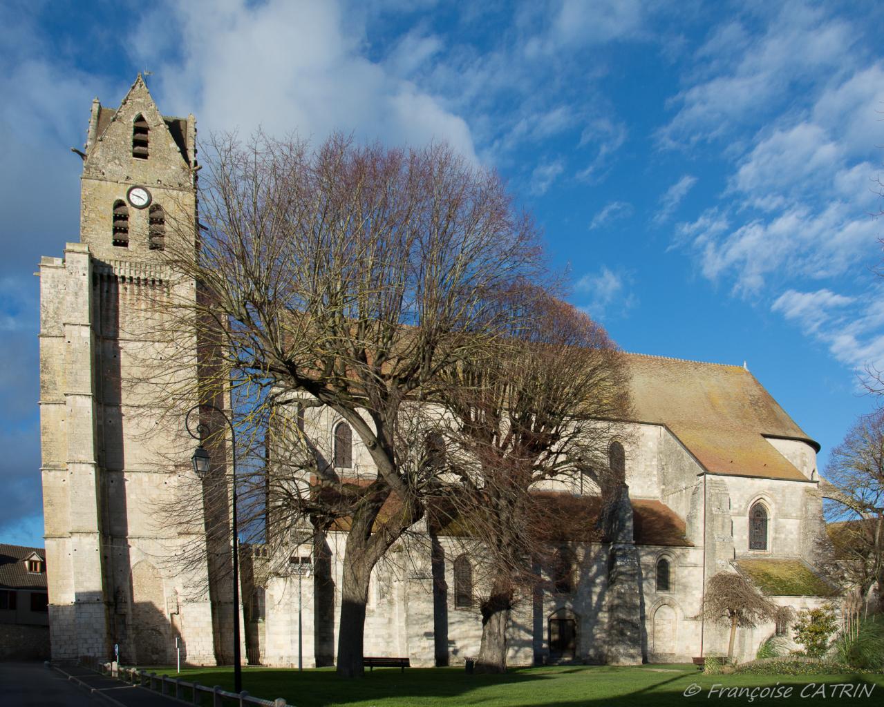 Saint Martin d'Etampes
