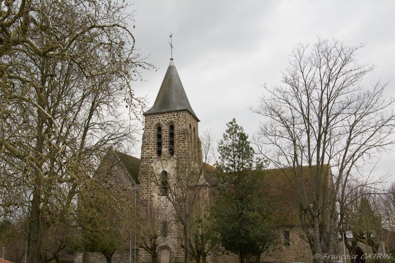 BRUYERES LE CHATEL
