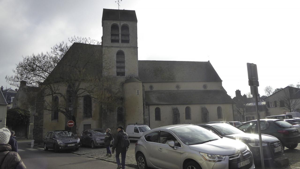Lardy - Eglise St Pierre